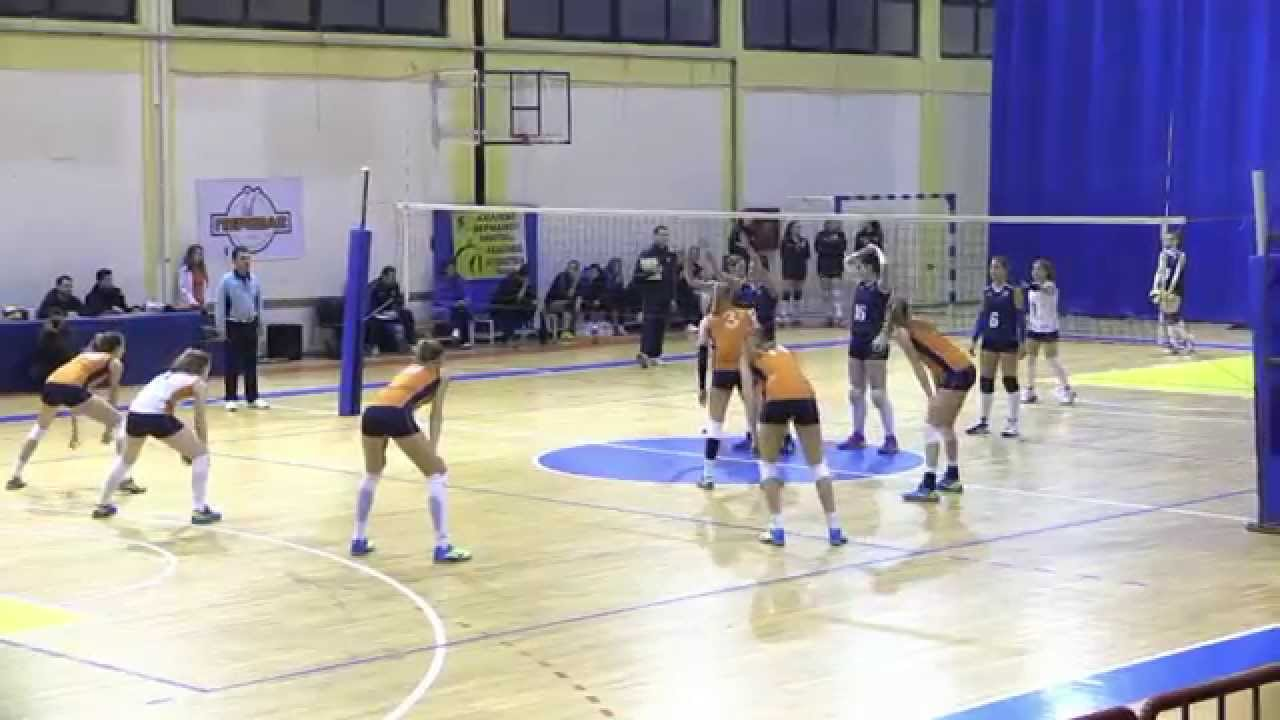 FINAL 4 GREEK CUP - SYROS / VOLLEYPLANET.GR - YouTube