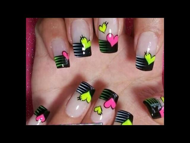 Decoración de uñas super lindas?