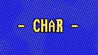 What is a Char? (C# vs Python)