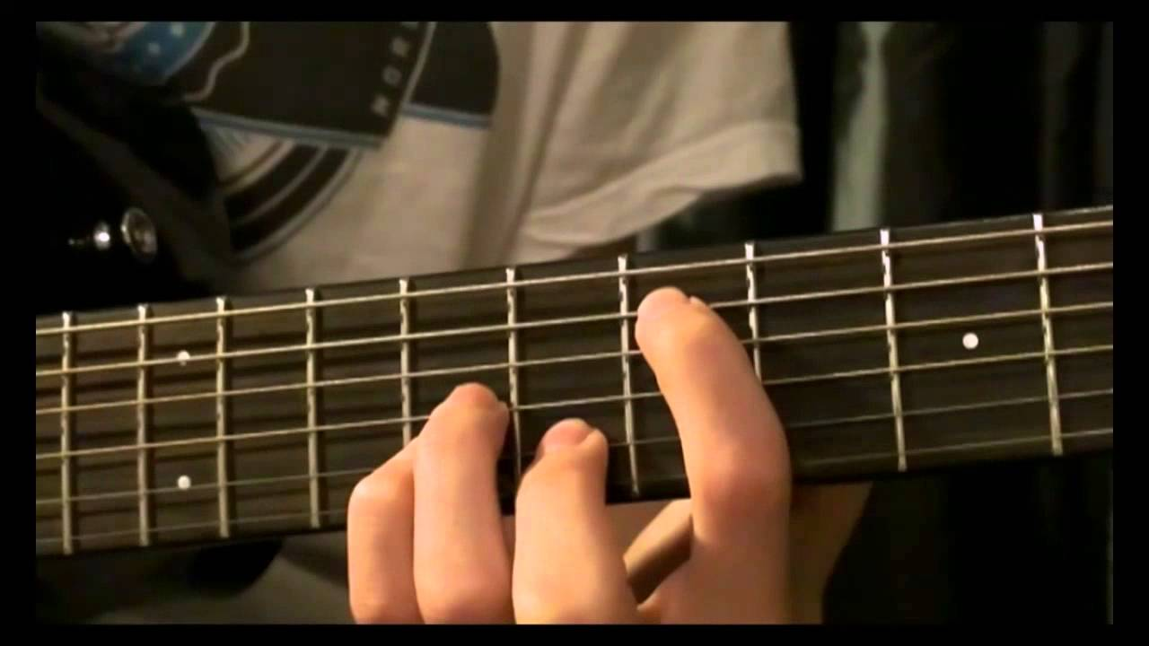 Guitar Lesson How To Play Love Yourself Chords Strumming Youtube