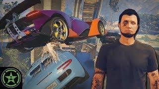 Let's Play - GTA V  - Geoff Bag 6