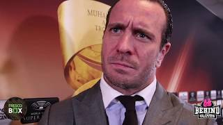 KALLE SAUERLAND REVEALS EUBANK JR COULD REPLACE GEORGE GROVES IN WBSS FINAL AFTER SHOULDER INJURY