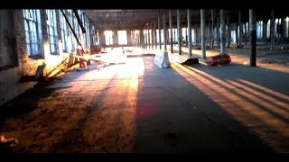 Urban Exploration Abandoned Buildings:  GARCO asbestos and rubber mill