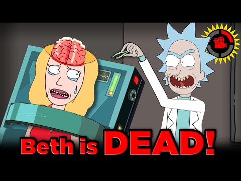 Film Theory: Rick KILLED Beth! (Rick and Morty Season 5)