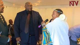 Ramaphosa S Son To Marry Into Amama Mbabazi S Family Youtube