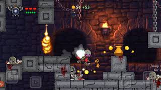 Magic Rampage - A platformer combining action-RPG genre with hack