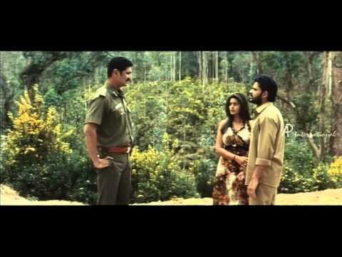 Inba Tamil Movie - Adithya Menon saves Shaam and Sneha