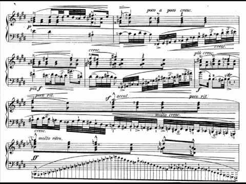Chopin Etude Op 25 No 11 (Winter Wind) Audio + Sheet Music