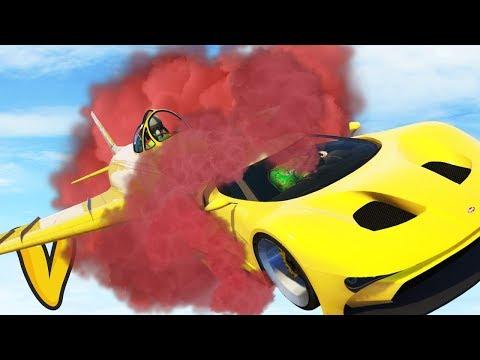 GTA 5 Online :: NEW TRANSFORM RACES!!! :: GTA V Funny Moments & Fails