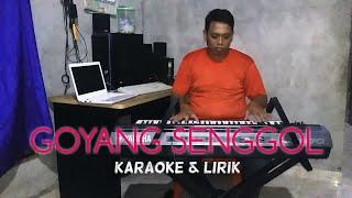 GOYANG SENGGOL - KARAOKE DUT BAND YAMAHA PSR S970