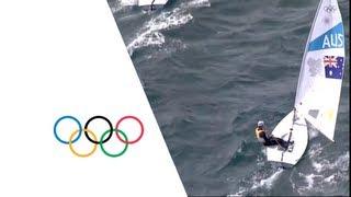 Sailing Laser Men Medal Race Final Highlights | London 2012 Olympics