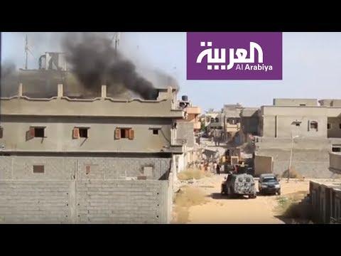 هجوم للجيش الليبي على مواقع تابعة لحكومة الوفاق في سر  - نشر قبل 2 ساعة