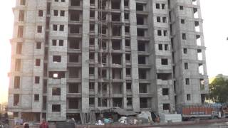 Regal Square - 1 BHK and 2 BHK Flats in New Bhiwandi - Construction Update January 2016