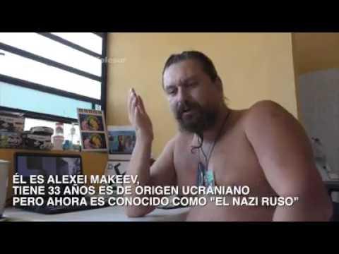 """EL VIDEO QUE TIENES QUE VER PARA ENTENDER EL LINCHAMIENTO DE ALEXEI MAKEEV """"EL NAZI RUSO""""."""
