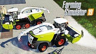 FARMING SIMULATOR 19 #23 - ANTEPRIMA PLATINUM EDITION DLC CLAAS - NF MARSCH ITA