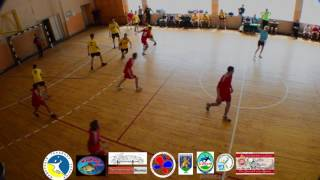 Перечин - Хуст фінальний тур (огляд матчу) гандбол украина