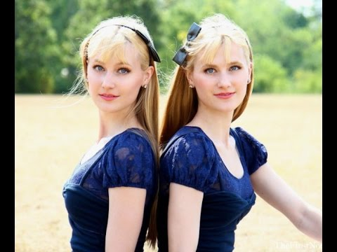 10 most beautiful twins || BiSmile - YouTube