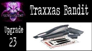 Nhexus - Traxxas Bandit - Level 23 Upgrade - Traxxas Bandit Body
