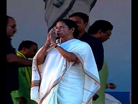 Mamata slams BJP says West Bengal welcomes Bengalis and Biharis who are forced to leave As