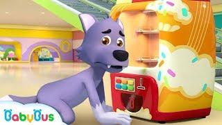 케이크 자판기송 | 음식동요 |색깔놀이 | 베이비버스 인기동요 모음 |BabyBus