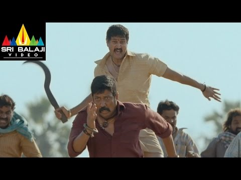Mirchi Movie Sampath Raj as Angry Man | Prabhas, Anushka, Richa | Sri Balaji Video