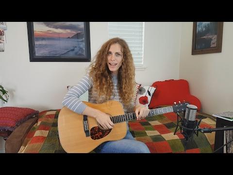 Embellishing Chord Progressions   Key of A   Melody Bird   Flatpicking Guitar Lesson