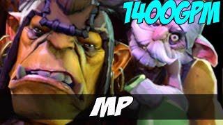 MP 8000 MMR  Plays Alchemist 2 Games - Dota 2