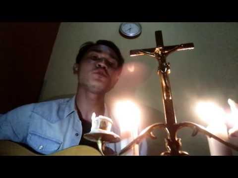 Cover lagu anji ~ seakan di surga