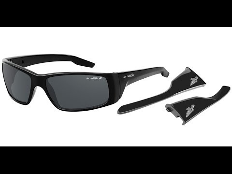 e363d2c8db3a ARNETTE Unreal Polarized Sunglasses- Aces Collection w Interchangeable Arms