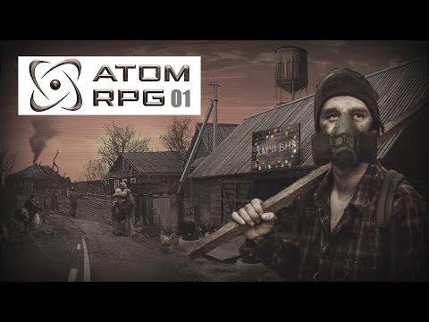 Let's Play Atom RPG (EA) - Ep. 01