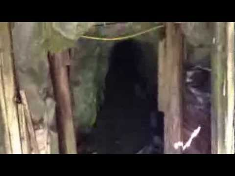 Exploring The Abandoned Wall Street Mine