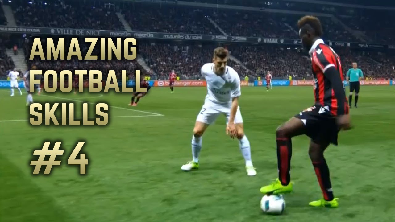 TOP 4 Amazing Football Skills To Learn - Tutorial | Skills ...