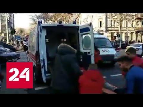 На Украине объявлен траур по погибшим в Одессе - Россия 24