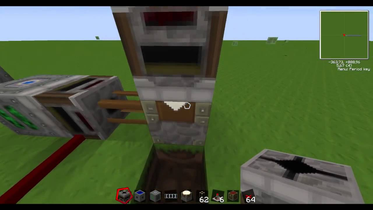 TEKKIT CLASSIC EMC Farm #1 Minecraft Project