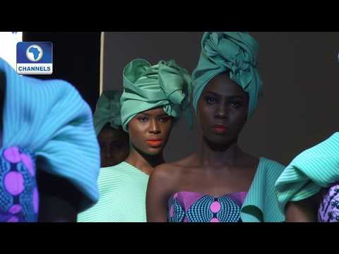 African Designers Showcase Amazing Designs At The African Fa