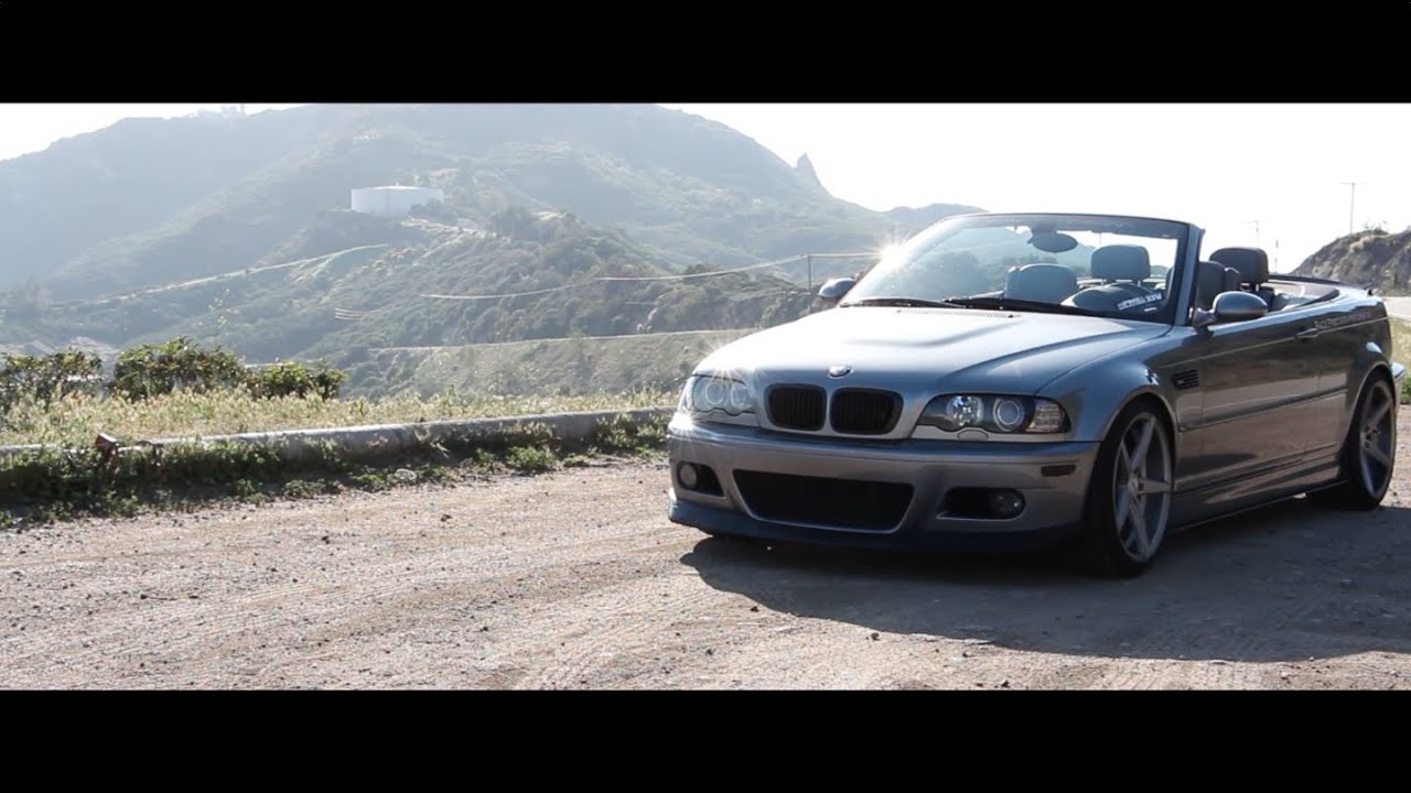 The Legendary M Goes Bmw E46 M3 Smg Convertible Review You