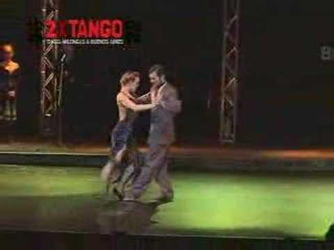 Mundial de Tango Escenario 2007: Los Campeones