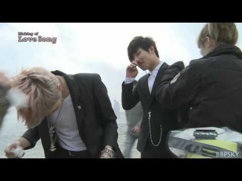 BIGBANG [ Love Song ] Making Film 2.(Eng Sub)