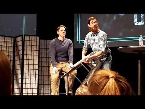 Ravi Zacharias International Ministries Q&A @ Crossway Church & 3 Minutes To Live