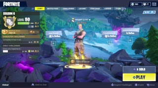 Fortnite Battle Royal ~ Top solo Player 928~ solo wins Grind to 1,000 solo