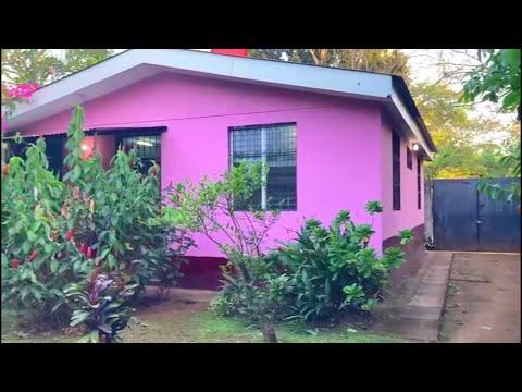 Se renta o vende casa en Masatepe Nicaragua