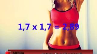 Ce este indicele de masa corporala si cum se calculeaza(IMC este un indicator oficial de calculare a greutatii corporale ideale, pentru o inaltime data. In primul rand, indicele de masa corporala ajuta la stabilirea grupei ..., 2016-01-06T07:54:49.000Z)