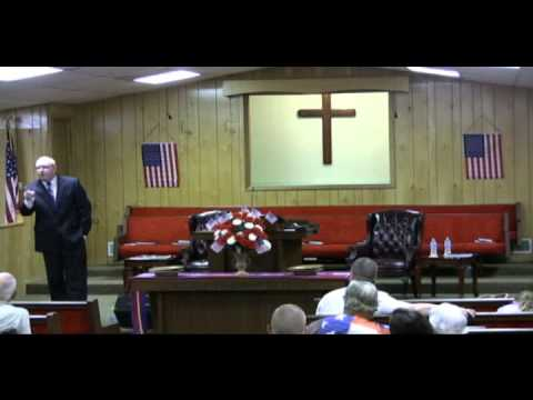 """Blessed Is The Nation..."" - Davy Shelton July 4, 2012 Calvary Baptist Church (Gray, GA)"