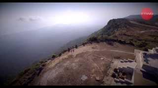 Cambodia, Kampot, Bokor, Sihanoukville 2014 Aerial Fun Stuff