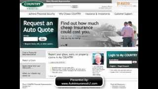 Country Financial Car Insurance Review   Compare Rates