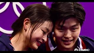 Maia and Alex Shibutani share their 3 best secrets to great teamwork. CNBC
