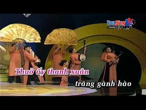 karaoke Dem Ganh Hao Nghe Dieu Hoai Lang