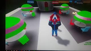 Custommizing The Omnitrix in Ben10 Arrival of Aliens In Roblox!