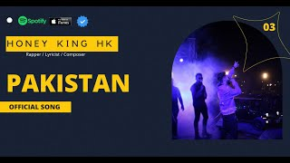 ZINDABAD PAKISTAN || Honey King HK  - Official Music Video