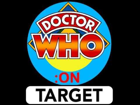 Doctor Who On Target Sketch advert final
